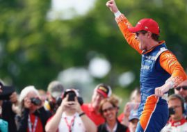 Scott Dixon IndyCar Detroit Grand Prix