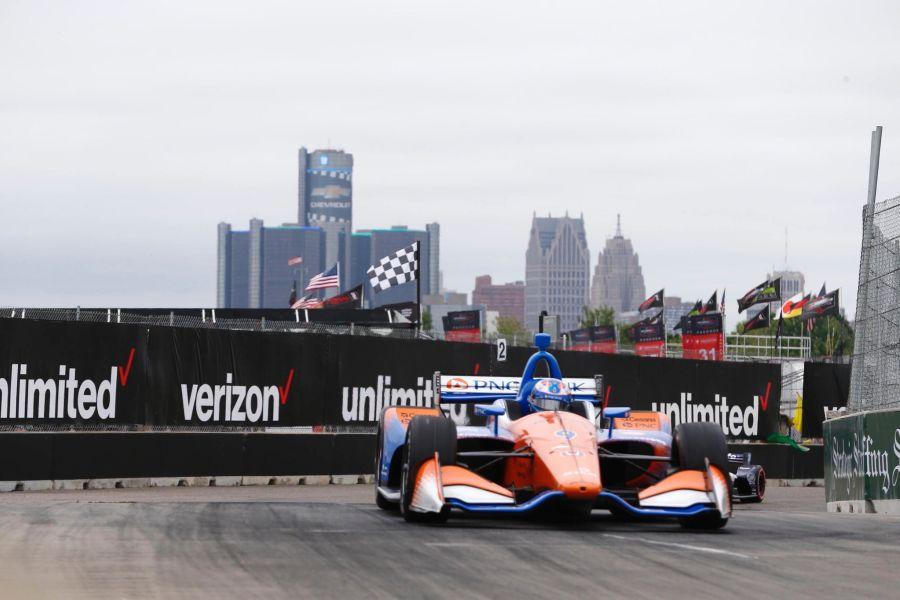 Detroit Grand Prix, Scott Dixon