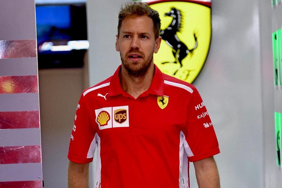 Sebastian Vettel Canada