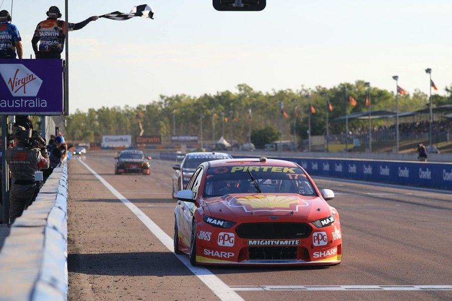 Supercars, Darwin Triple Crown, Hidden Valley Raceway, Scott McLaughlin