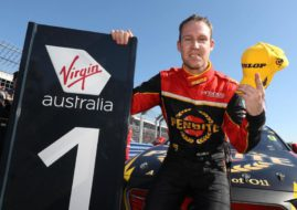 Supercars, Darwin Triple Crown, Hidden Valley Raceway, David Reynolds