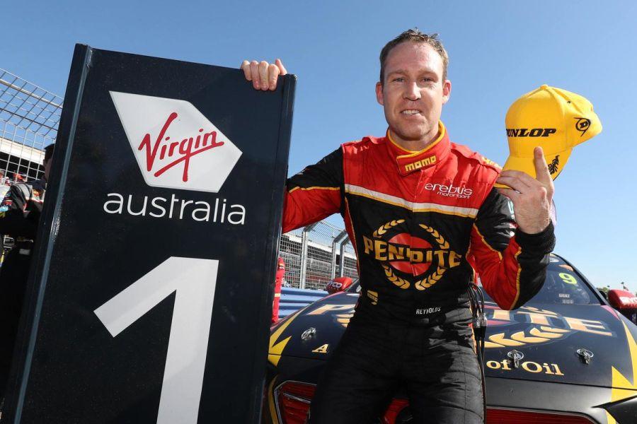 Supercars, Darwin Triple Crown, Hidden Valley Raceway, David Reynolds