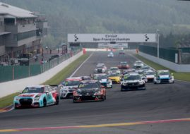 TCR Europe Series Spa-Francorchamps race 1