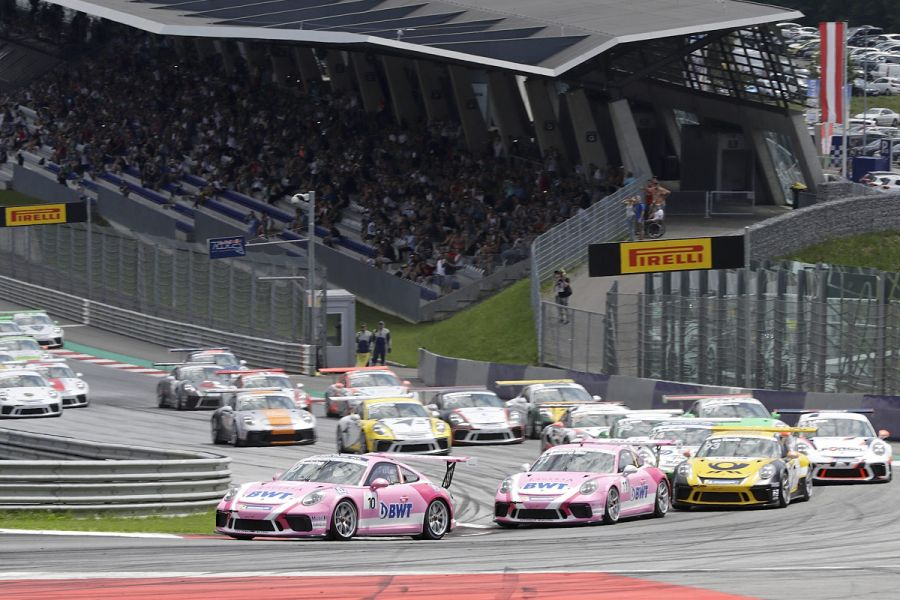 Porsche Carrera Cup Germany, Red Bull Ring