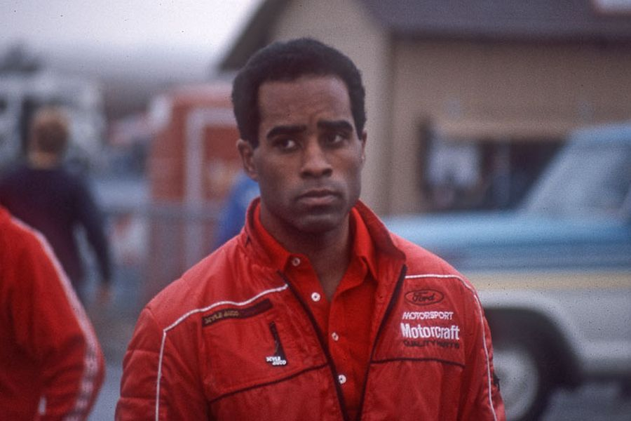 Willy T. Ribbs in 1984