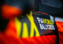 FIA World Rallycross Championship logo