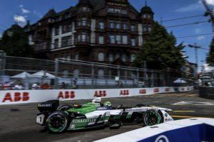 Lucas di Grassi wins Zurich ePrix