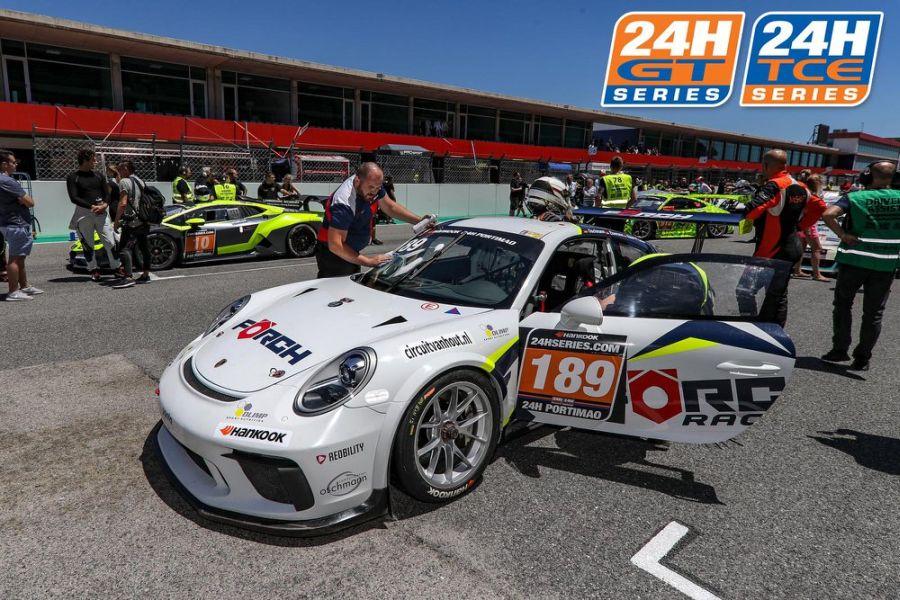 24h Portimao Forch Racing Porsche