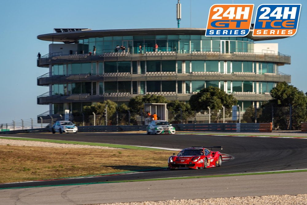 24 Hours of Portimao, 24H Series, Scuderia Praha Ferrari 488 GT3