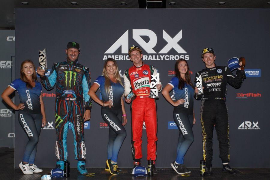 ARX Americas Rallycross COTA Austin Texas