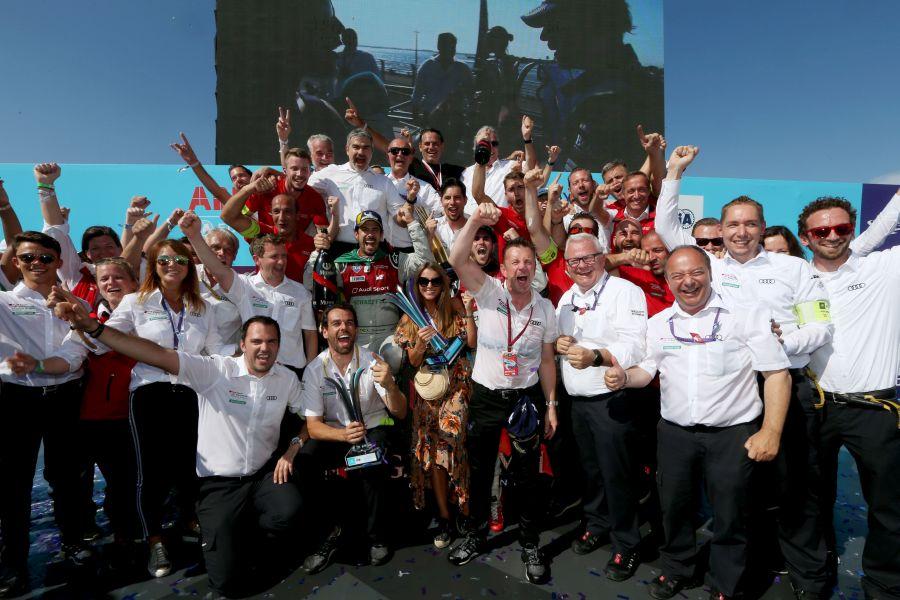Audi Sport ABT Schaeffler, Formula E champions