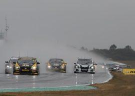 BTCC Snetterton race 1