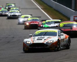 First British GT victory for Graham Davidson, Maxime Martin at Spa