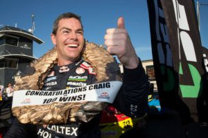 Craig Lowndes 100th Supercars win