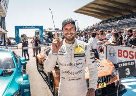 DTM Zandvoort Gary Paffett (Mercedes)