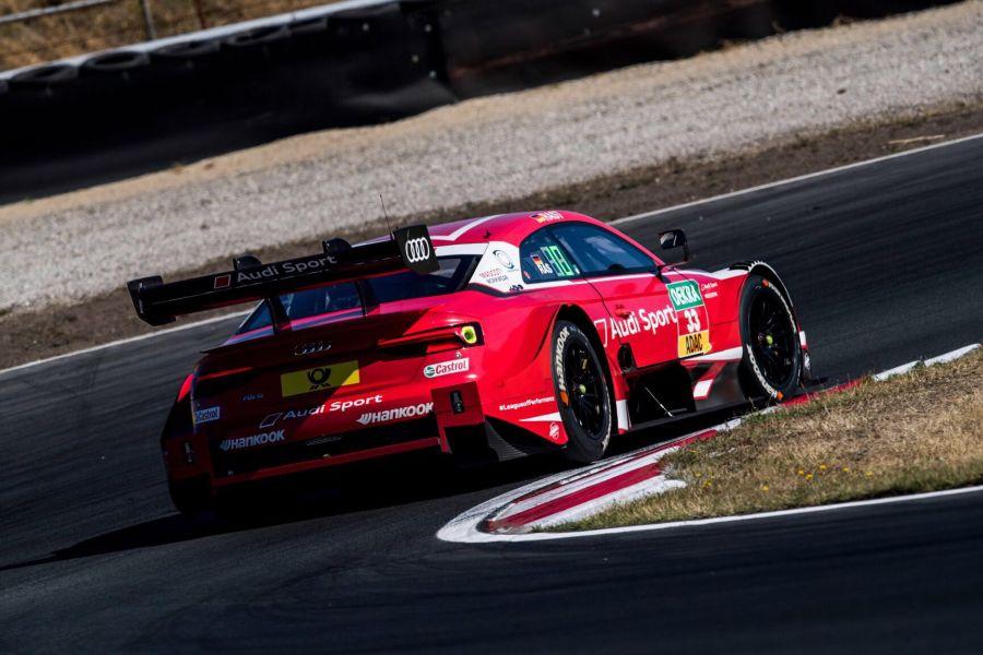 Rene Rast, Audi, DTM Zandvoort