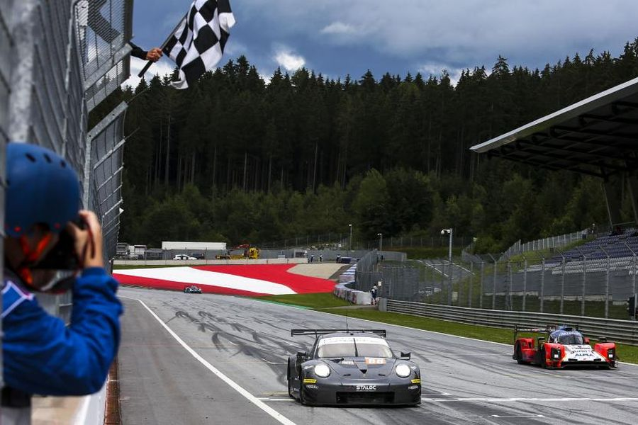 ELMS Red Bull Ring GTE winners