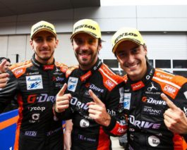 ELMS: G-Drive Racing's trio victorious again at Red Bull Ring