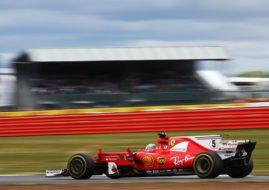 British Grand Prix, Scuderia Ferrari, Sebastian Vettel