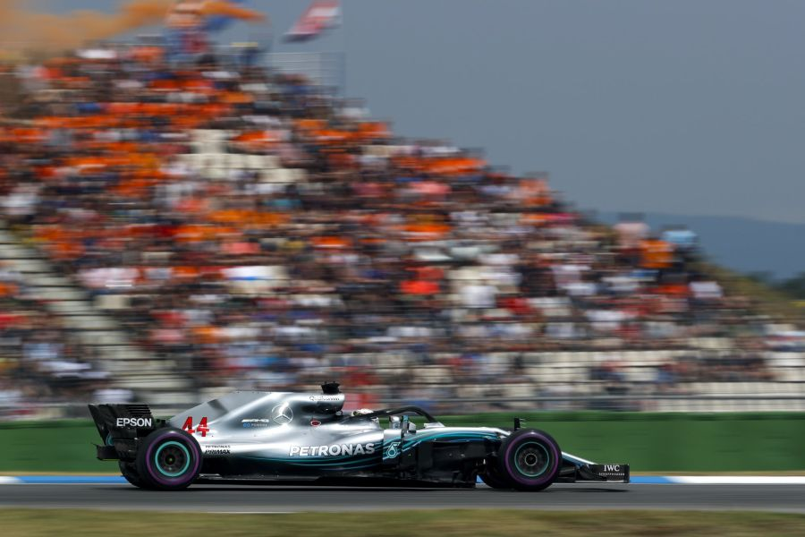 Lewis Hamilton German Grand Prix