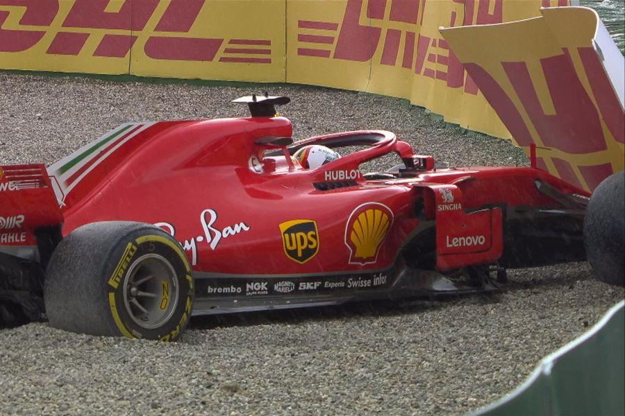 Sebastian Vettel, German Grand Prix