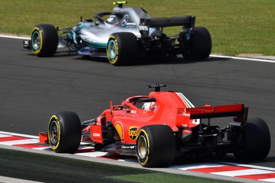 F1 Hungarian Grand Prix, Lewis Hamilton, sebastian Vettel