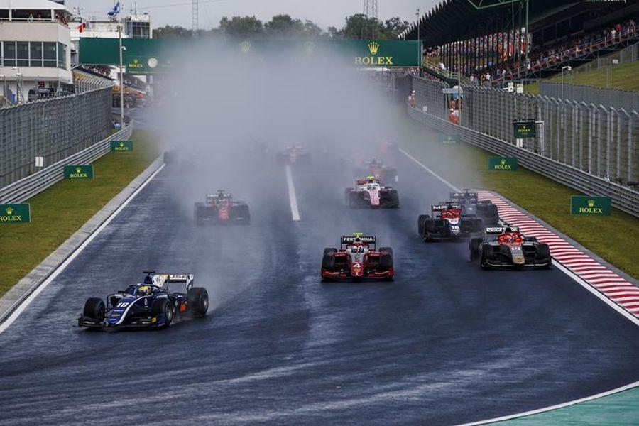 Formula 2 HUngaroring