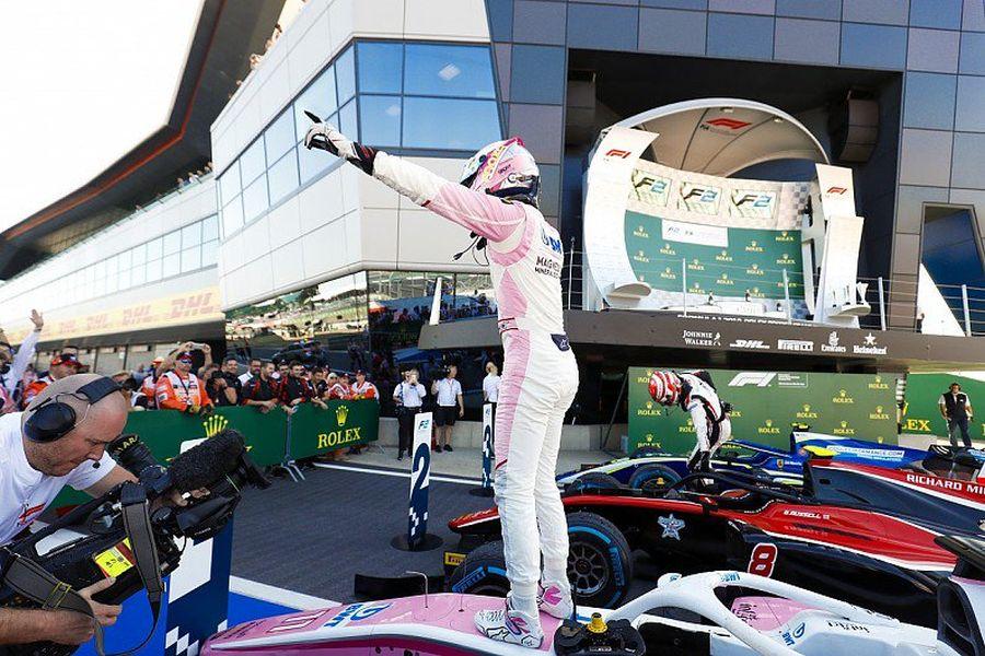Formula2 Silverstone Maxi Gunther