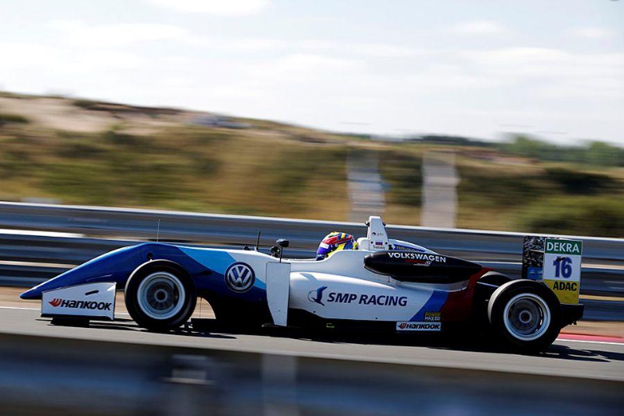 F3 Europe Nikita Troitskiy 1