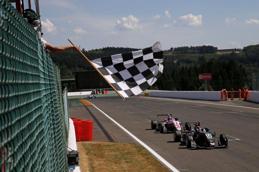 Formula 3 European Championship, Spa-Francorchamps, Dan Ticktum