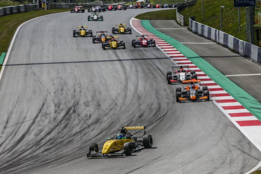 Formula Renault Eurocup, Red Bull Ring