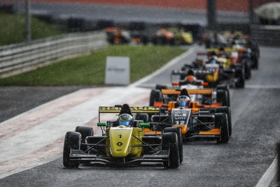 Formula Renault Eurocup, Red Bull Ring, race 1
