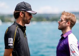 Formula E, Jean-Eric Vergne, Sam Bird