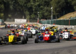 2018 Eurocup Formula Renault 2.0 at Spa Francorchamps