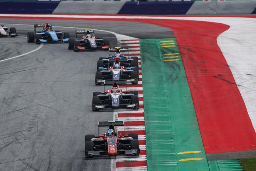 GP3 Series Red Bull Ring Spielberg, Jake Hughes