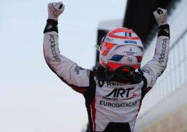 GP3 Series Silverstone Anthoine Hubert