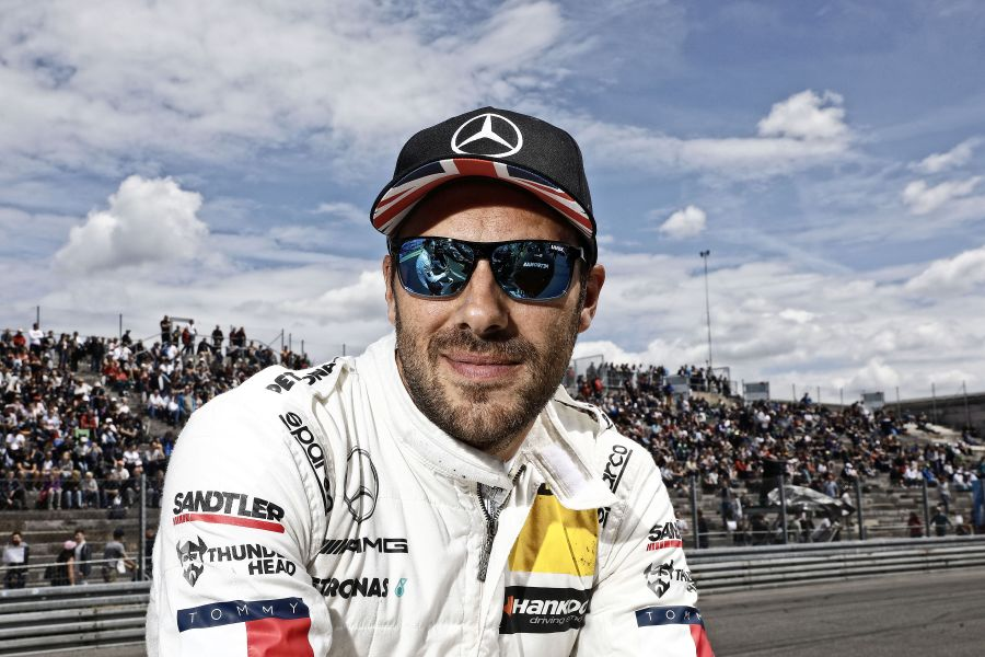 Gary Paffett is the championship leader ahead of his home round at Brands Hatch