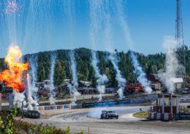 World Rallycross Championship, Höljes RX, Johan Kristoffersson