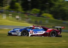 IMSA, Northeast Grand Prix, Lime Rock Park, GTLM victory #66 Ford GT