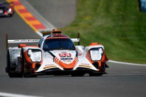 CORE Autosport #54 Oreca LMP2 Mosport