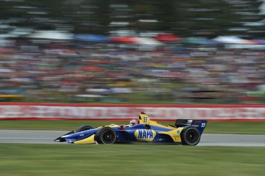 IndyCar Series, Mid-Ohio, Alexander Rossi