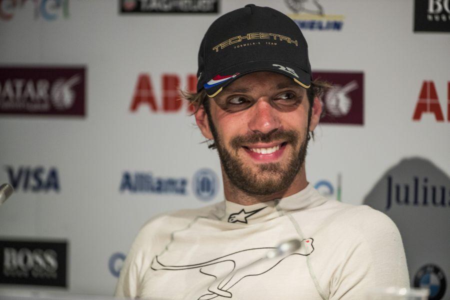 Jean-Eric Vergne, Techeetah Formula E