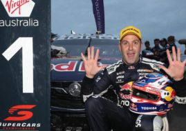 Jamie Whincup wins at Townsville