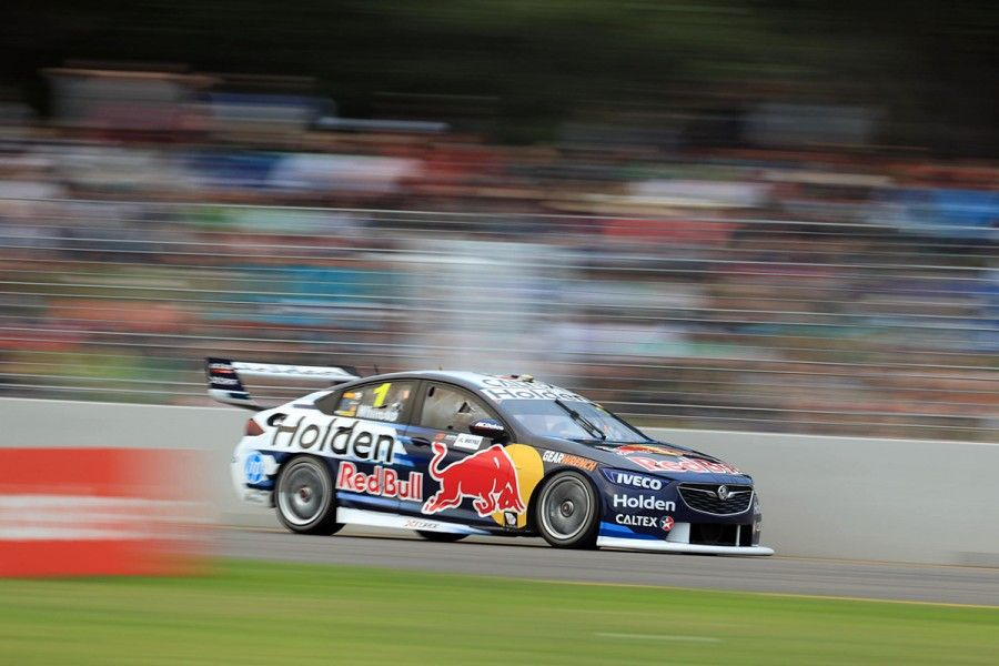 Jamie Whincup Townsville