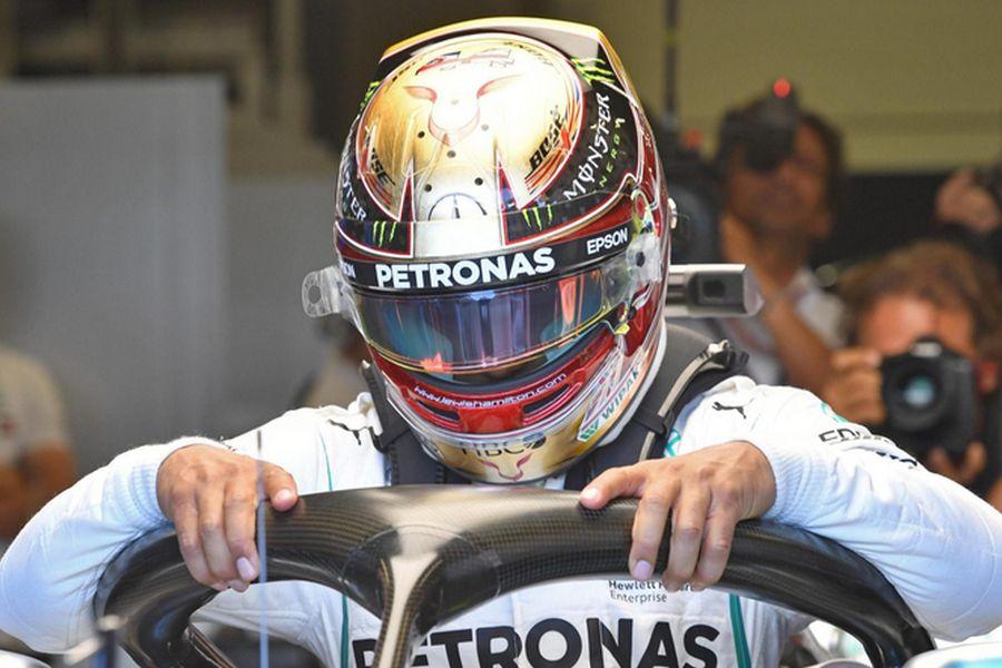 Lewis Hamilton BritishGP