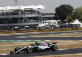 Lewis Hamilton British Grand Prix