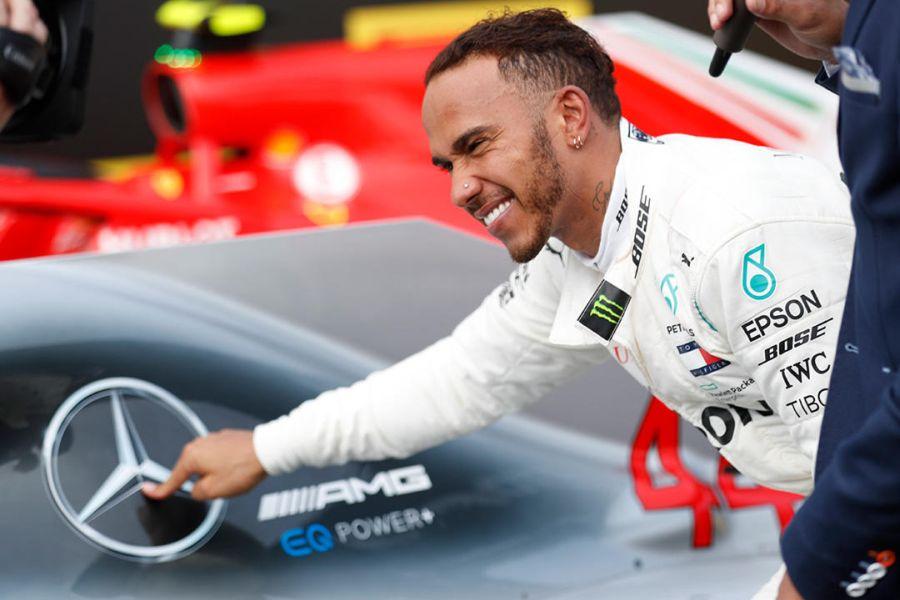 Lewis Hamilton, Mercedes-AMG Formula 1