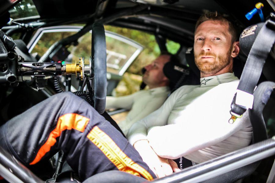 Alexey Lukyanuk, Rally di Roma Capitale, European Rally Championship