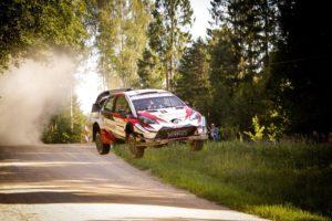 Ott Tanak, 2018 Rally Estonia