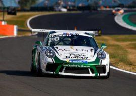 Florian Latorre Porsche Supercup Silverstone
